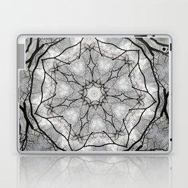 Maine Maple Mandala Laptop & iPad Skin