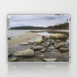 Quiet Shore Laptop & iPad Skin