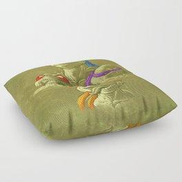 THE BROTHERHOOD Floor Pillow