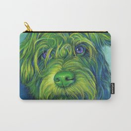 Green George Carry-All Pouch