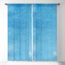 Watercolor Texture Pattern Blackout Curtain