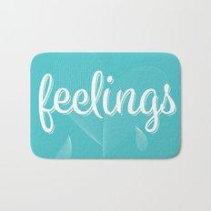 Feelings Bath Mat