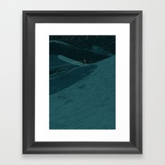 Dune Time Framed Art Print