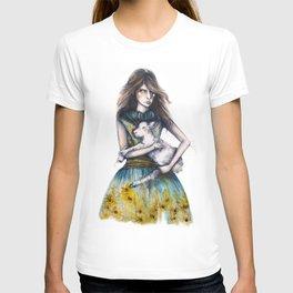 Rodarte for Vanity Fair // Fashion Illustration T-shirt