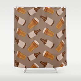 National IPA Day Shower Curtain