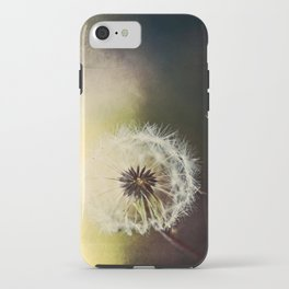 Grungy Wisher iPhone Case