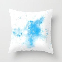 Battlecry Throw Pillow