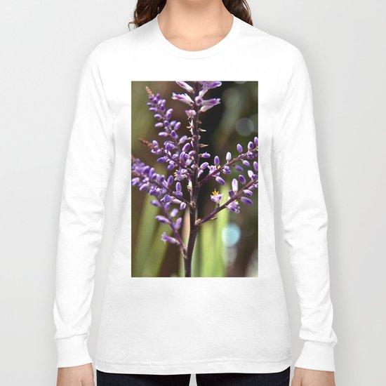 Botanical Dream of Spring Long Sleeve T-shirt