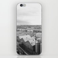dublin iPhone & iPod Skins featuring Dublin  by Thomas Peham