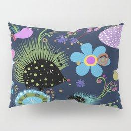 Sweet hedgehog Pillow Sham