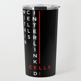 Cells / Interlinked Travel Mug