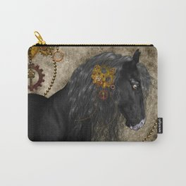 Beautiful wild horse Carry-All Pouch