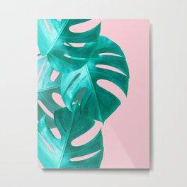 Tropical plants XI Metal Print