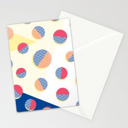 Japanese Patterns 01 Stationery Cards