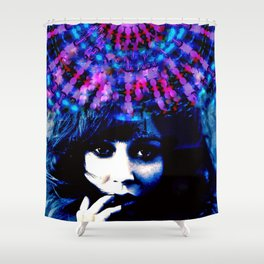 Suspiria Shower Curtain