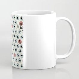 Paris and Cats Coffee Mug