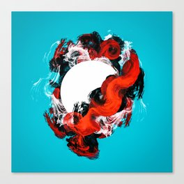 In Circle - I Canvas Print