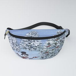 Christmas Whimsy Fanny Pack