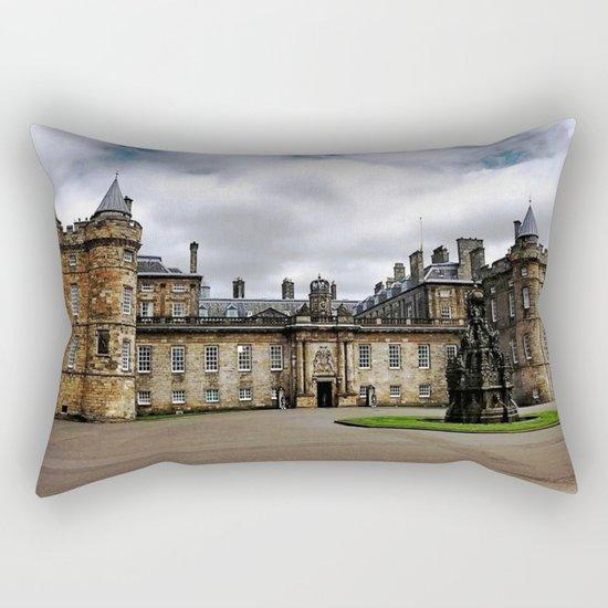 Holyrood Palace - Edinburgh United, Kingdom - Scotland Rectangular Pillow