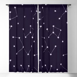 Constellations Blackout Curtain