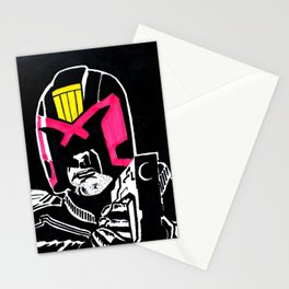 Marked for justice Stationery Cards