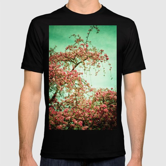 Flowers Touch the Sky T-shirt
