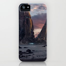 Menhir Station iPhone Case