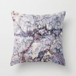 Cobalt Galaxy Shift Throw Pillow
