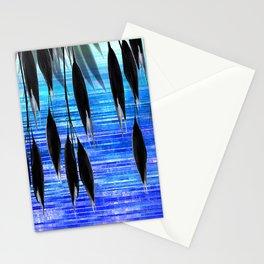 Beneath Shade, Moonlight Stationery Cards