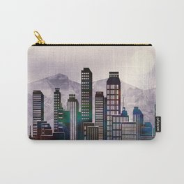 Silver City Carry-All Pouch