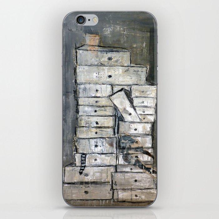 drawers iPhone Skin
