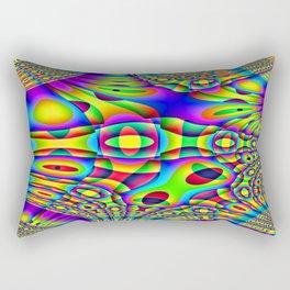 Under Tension Rectangular Pillow