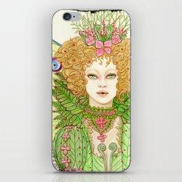 Queen of Elphame iPhone Skin