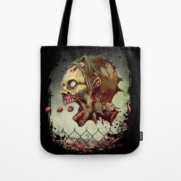 Pac-zombie Tote Bag