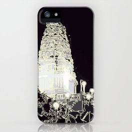 Birla Mandir (Hyderabad) iPhone Case
