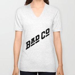 BAD COMPANY Unisex V-Neck