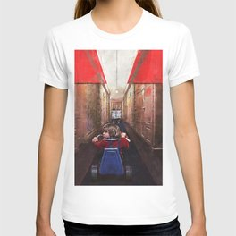 The Ghost Twins - Forever And Ever - The Shining T-shirt