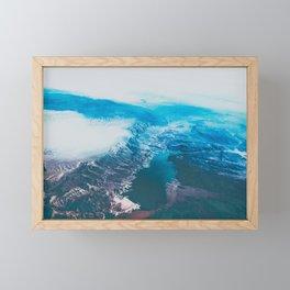 Skyview Canyon Framed Mini Art Print