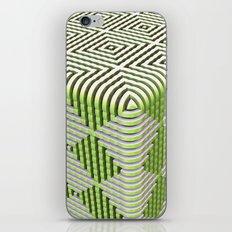 The box iPhone & iPod Skin