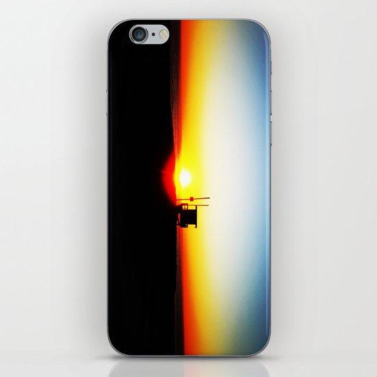Solemn Goodbye iPhone & iPod Skin