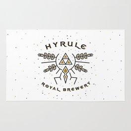 Hyrule Royal Brewery Rug