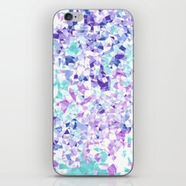 Colorful Triangles 2 iPhone Skin