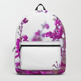 Heather flower #2 #decor #art #society6 Backpack