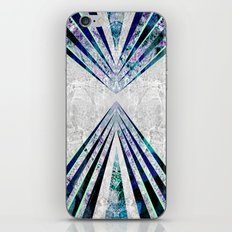 GEO BURST III iPhone & iPod Skin