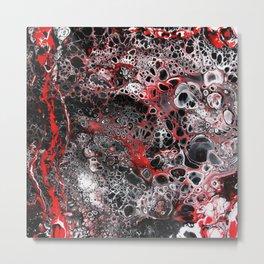 003-Love Metal Print