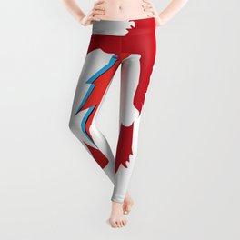 Bowie faceless Leggings