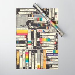VHS I Wrapping Paper