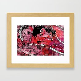 Dei Fiori 1- Horizontal Version 2011 Framed Art Print