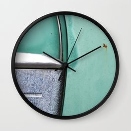 Rust 2 Wall Clock