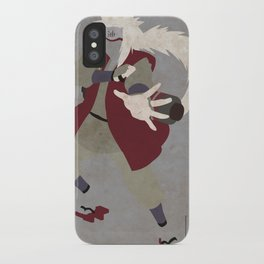 Jiraiya iPhone Case